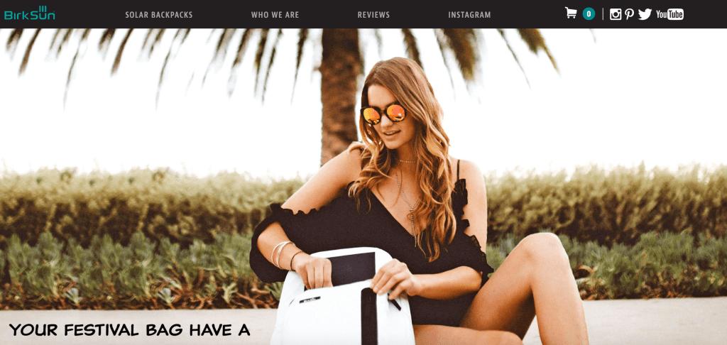 Birksun Shopify Plus