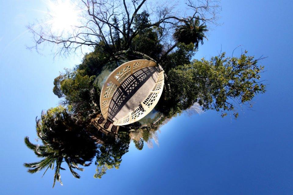 Parque da cidade de Aveiro