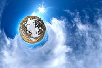 Planeta Branco na Serra da Estrela