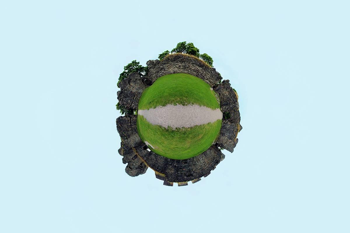 Inverlochy Castle, Fort William, Highland, Escócia