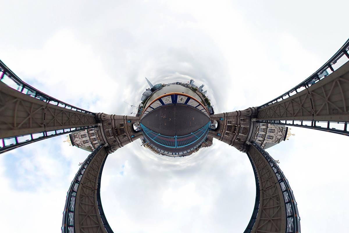 Tower Bridge, Londres, Inglaterra.
