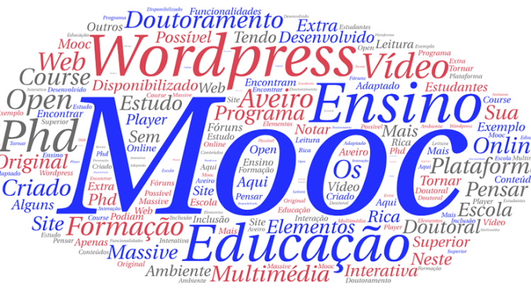 MOOC wordpress