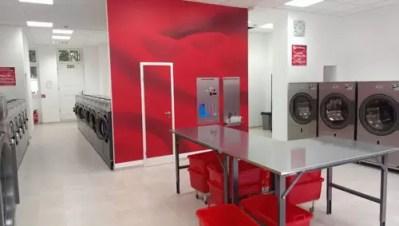 Abrir Lavandaria Self Service