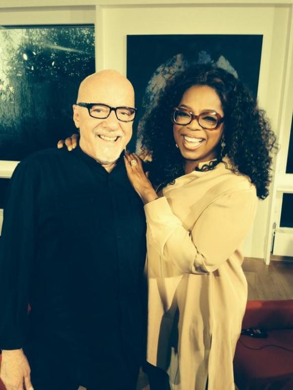 Oprah Winfrey interview Part I