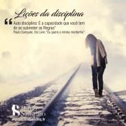 auto disciplina é capacidade de submeter as regras_137
