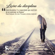 auto disciplina é capacidade de submeter as regras bh