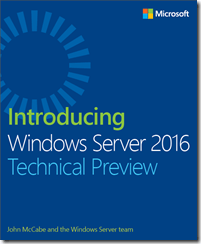 WindowsServer2016TechnicalPreview