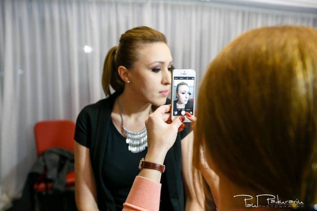 Brandusa Bordeianu Make-up Artist 02