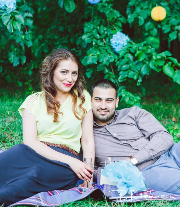 Nicoleta si Tudor - Sedinta foto de logodna in Iasi 02