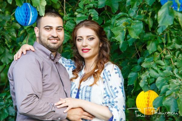 Nicoleta si Tudor - Sedinta foto de logodna in Iasi 09