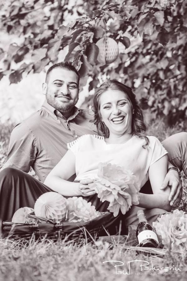 Nicoleta si Tudor - Sedinta foto de logodna in Iasi 18