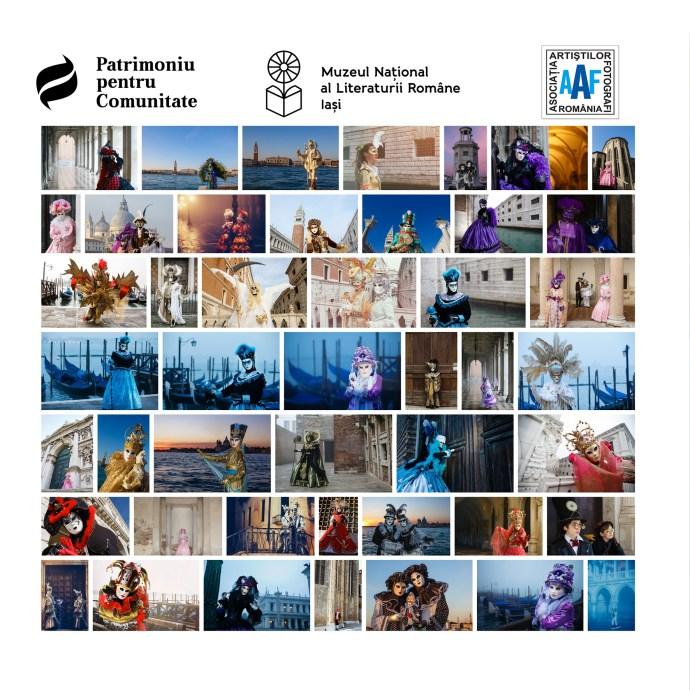 Vernisaj expozitie fotografie Paul Padurariu fotograf Iasi - expozitie 50 fotografii - Romante Venetiene