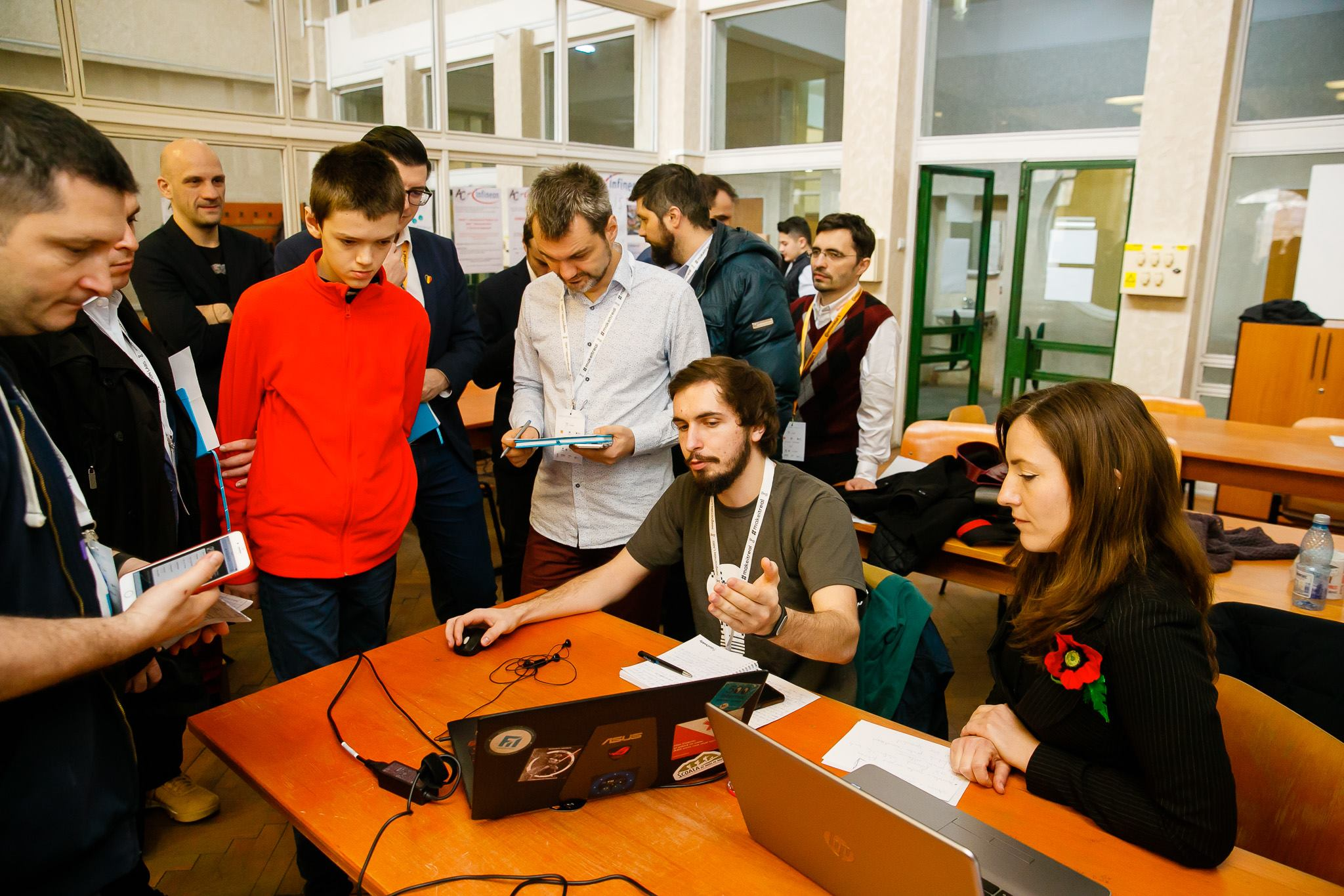 Innovation Labs 2018 Hackathon paul padurariu www.paulpadurariu.ro fotograf profesionist evenimente Iasi 43
