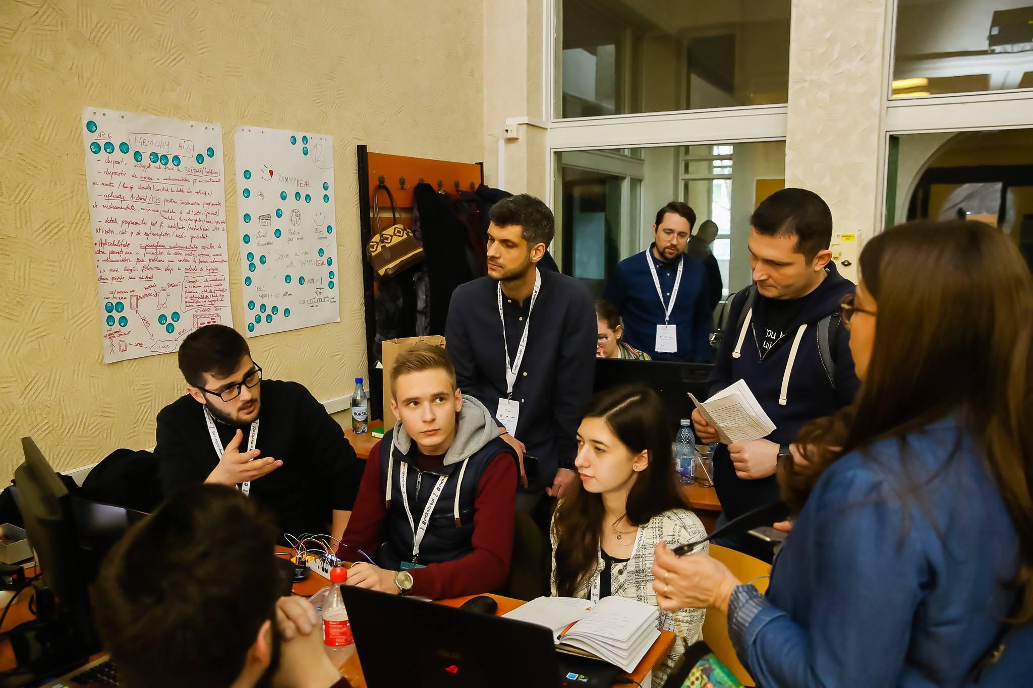 Innovation Labs 2018 Hackathon paul padurariu www.paulpadurariu.ro fotograf profesionist evenimente Iasi 27