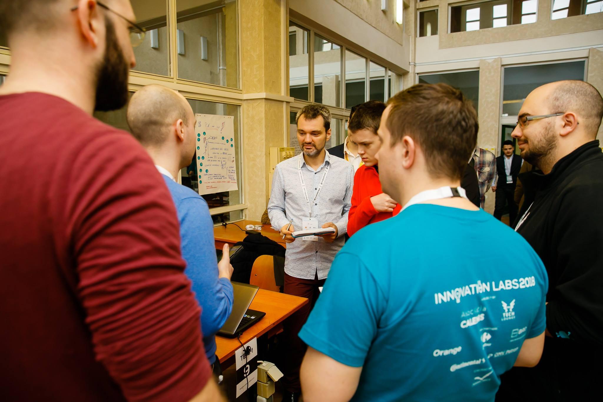 Innovation Labs 2018 Hackathon paul padurariu www.paulpadurariu.ro fotograf profesionist evenimente Iasi 32