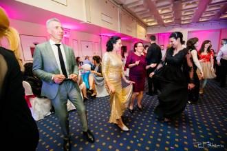 Antonia si Alin – Nunta in Iasi – restaurant Traian www.paulpadurariu.ro © 2018 Paul Padurariu fotograf profesionist nunta Iasi invitati 1