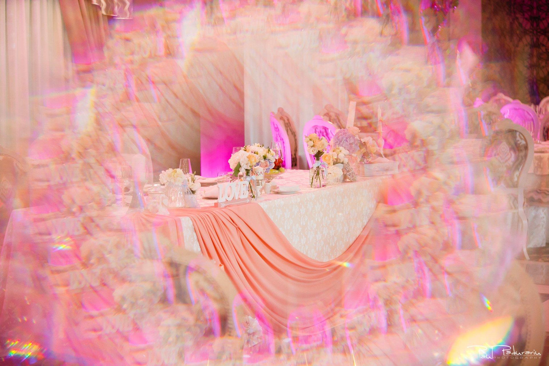 Decoratiuni nunta Ariadna si Iulian petrecere nunta Iasi www.paulpadurariu.ro © 2017 Paul Padurariu fotograf profesionist