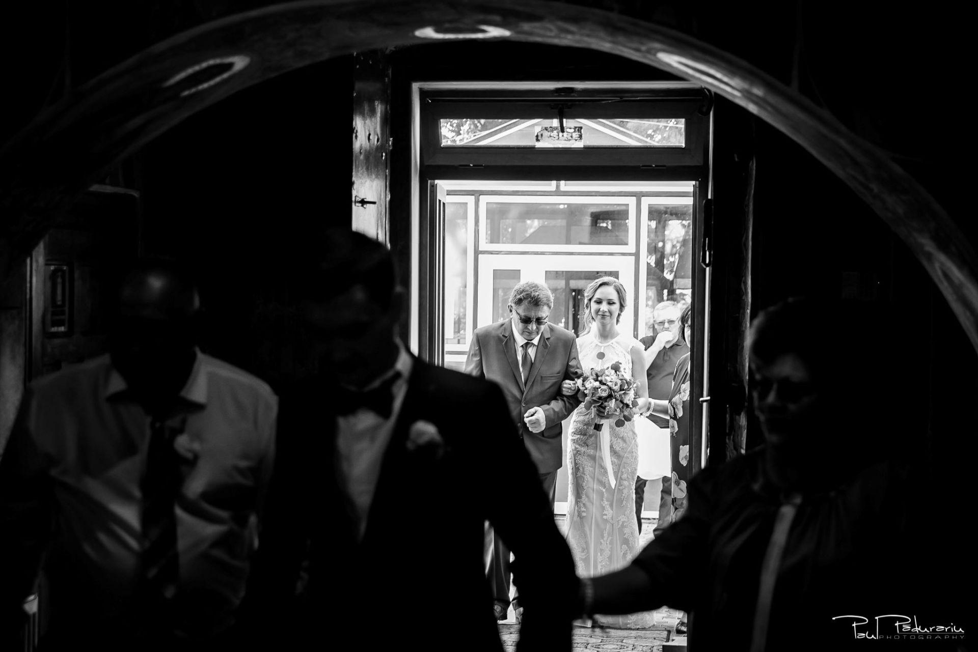 Nicoleta si Catalin fotografie nunta Iasi Biserica Rotunda Letcani fotograf nunta Iasi paul padurariu 2018 1