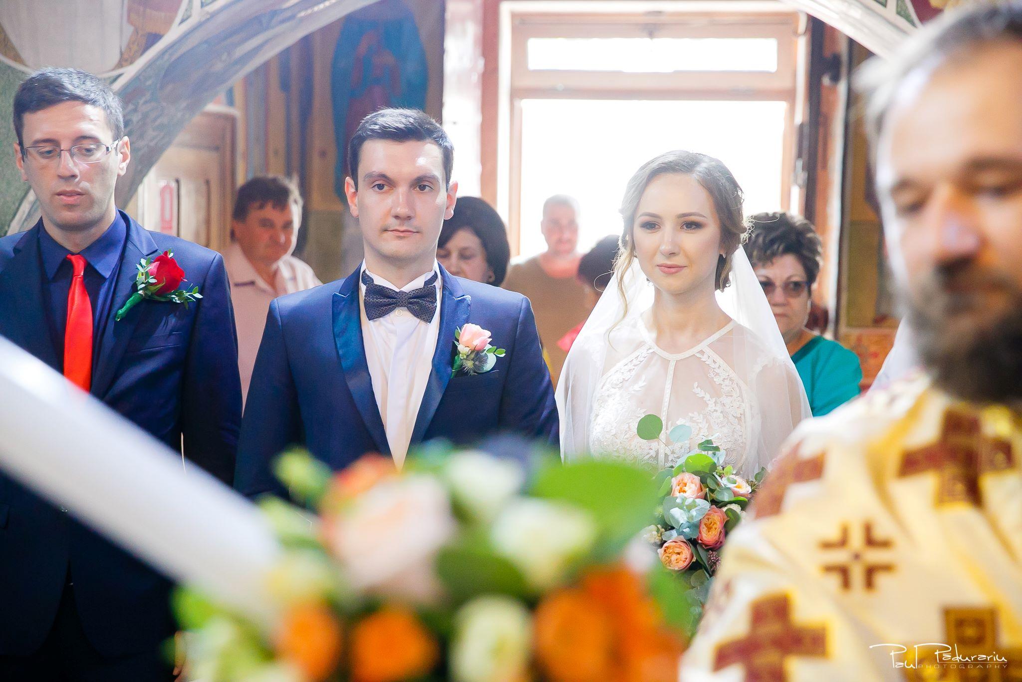 Nicoleta si Catalin fotografie nunta Iasi Biserica Rotunda Letcani fotograf nunta Iasi paul padurariu 2018 5