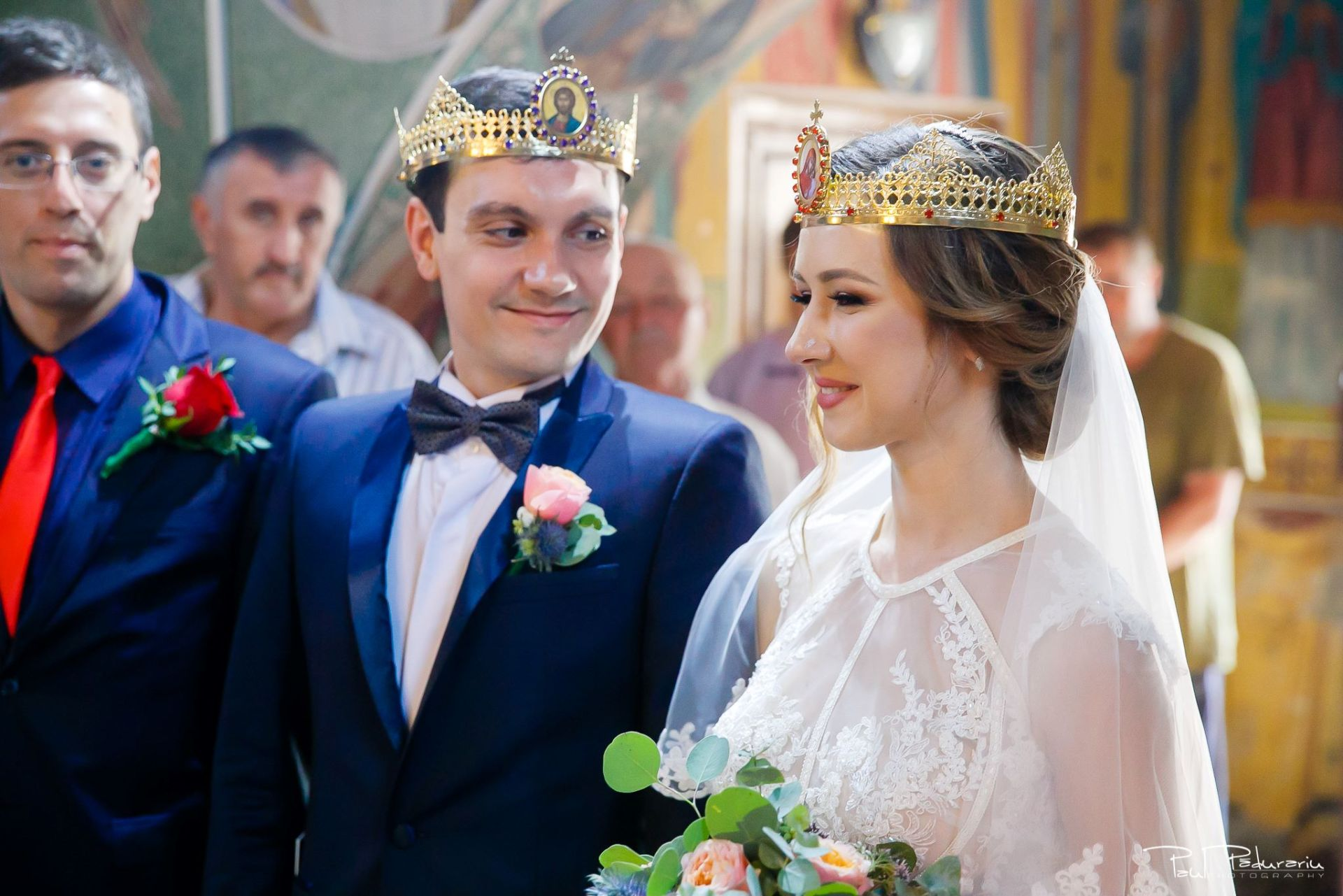 Nicoleta si Catalin fotografie nunta Iasi Biserica Rotunda Letcani fotograf nunta Iasi paul padurariu 2018 9