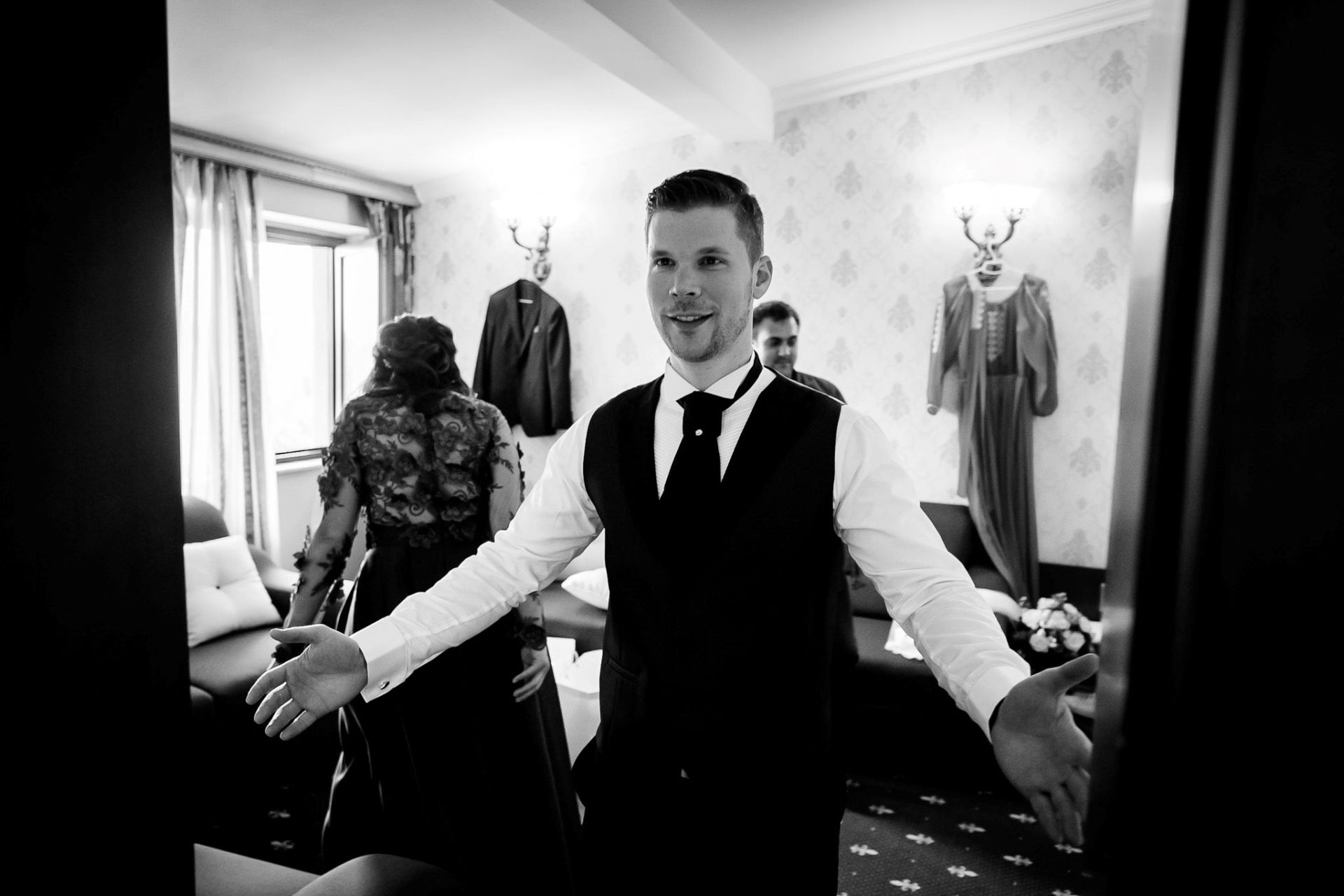 Alex si Natalia nunta Sala Regala La Castel Iasi - fotograf profesionist nunta iasi Paul Padurariu 2019 8