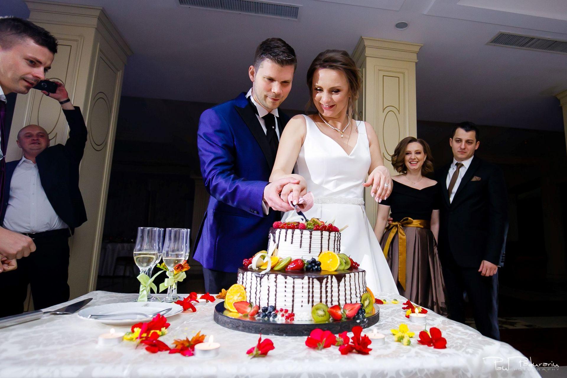 Alex si Natalia nunta Sala Regala La Castel Iasi - fotograf profesionist nunta iasi Paul Padurariu 2019 29