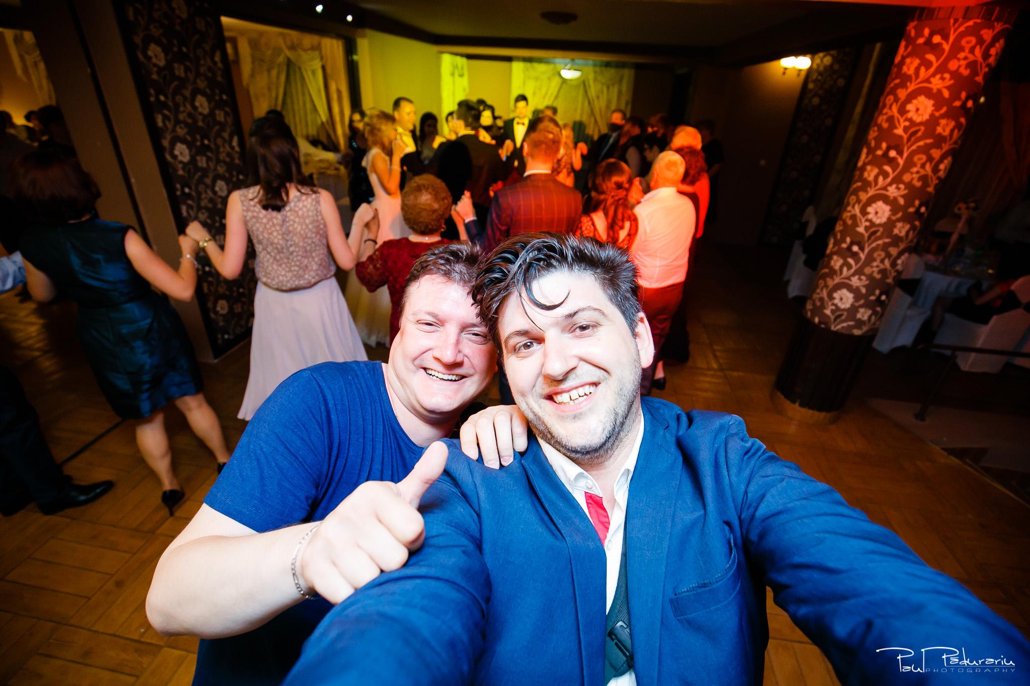 Selfie DJ Răzvan Roibu (Nova Sound) www.paulpadurariu.ro © 2018 Paul Padurariu