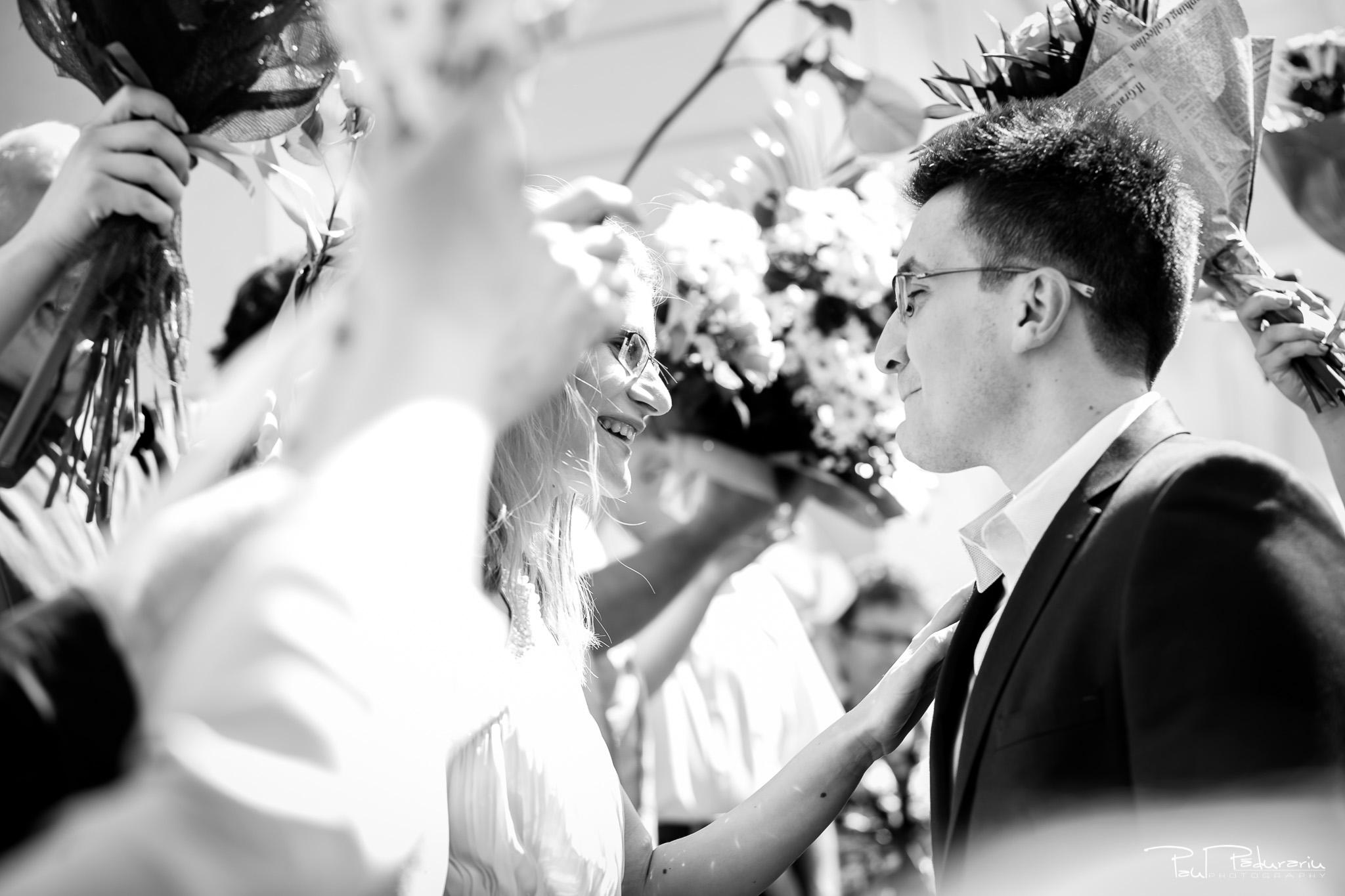 Anca si Razvan - Nunta Restaurant American Iasi cununie civila miri pod de flori - paulpadurariu.ro - Paul Padurariu fotograf profesionist nunta iasi 2018