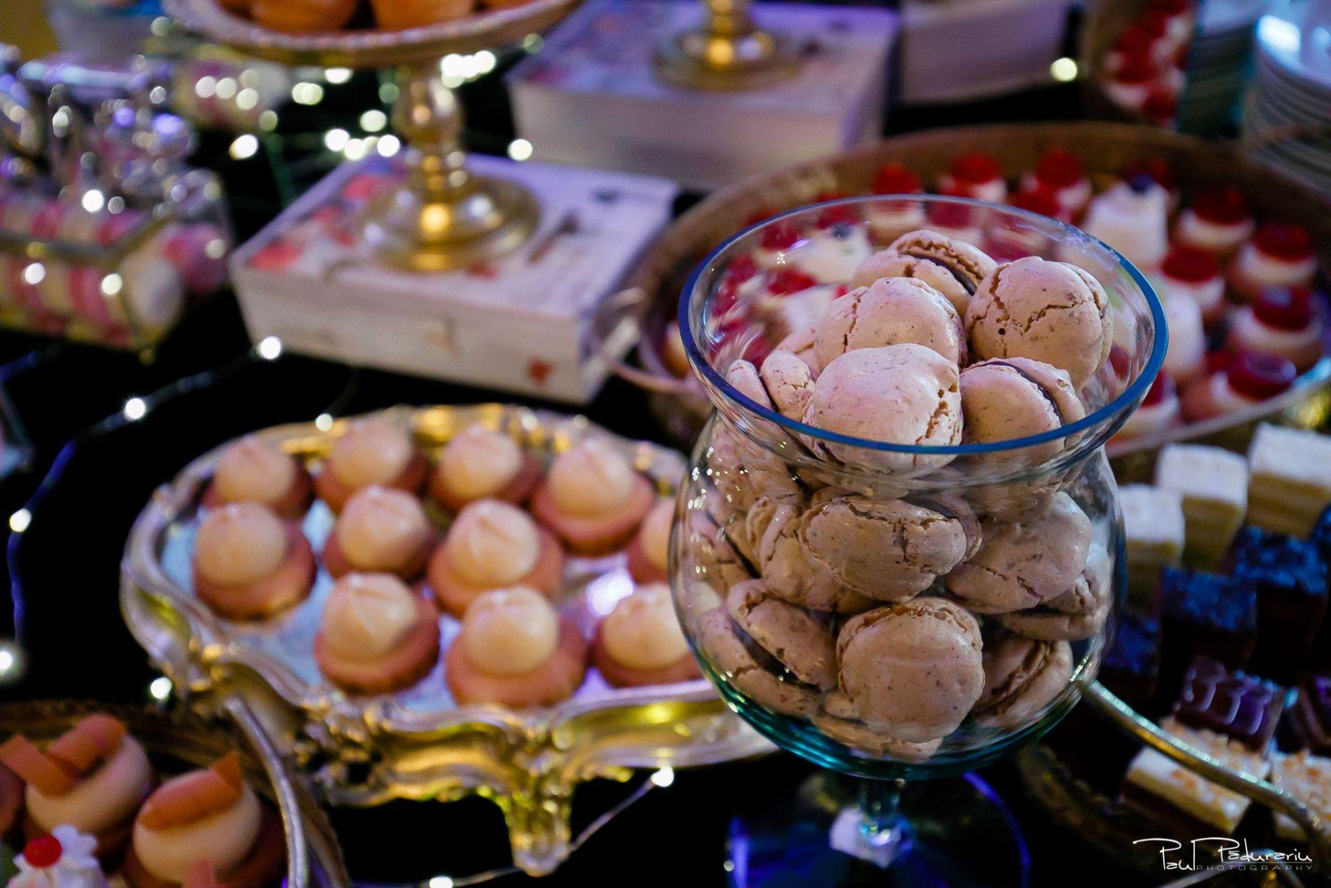 Cofetaria La Rosa - prajituri, torturi si candy bar pentru nunta Iasi fotograf Paul Padurariu 29