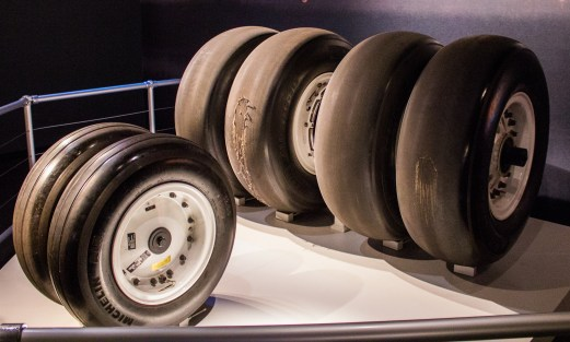 Space Shuttle Tires