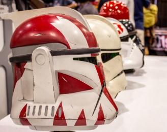 Trooper Helmet Line-Up