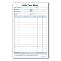 timesheet