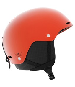 Salomon Pact Jr Helmet Orange Pop