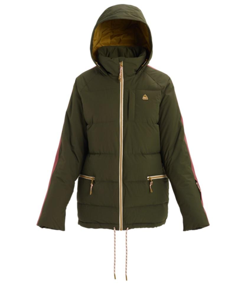 Burton Keelan Jacket-Forest Night