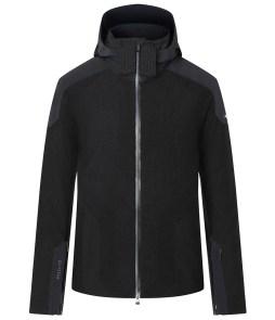 Kjus Freelite Mens Ski Jacket-Black