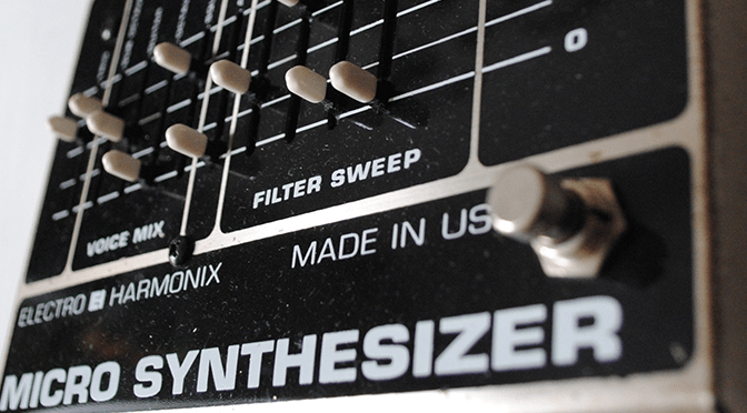 Micro Synthesizer Reissue