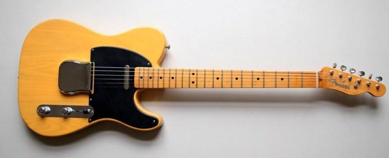 Fender AVRI 52 Telecaster