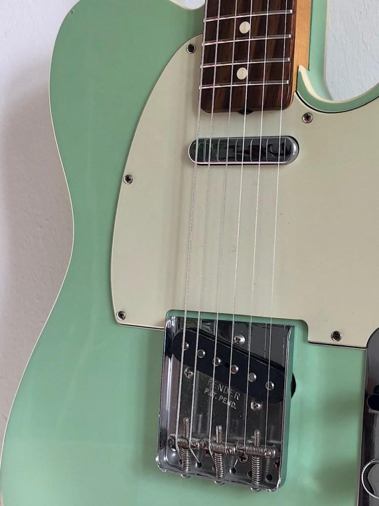 History Of The Fender Avri 62 Custom Telecaster