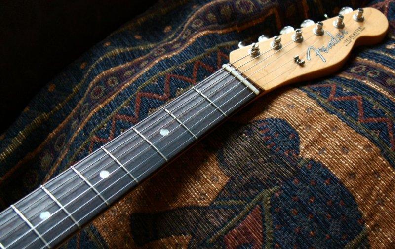 Fender AV 64 Telecaster Neck