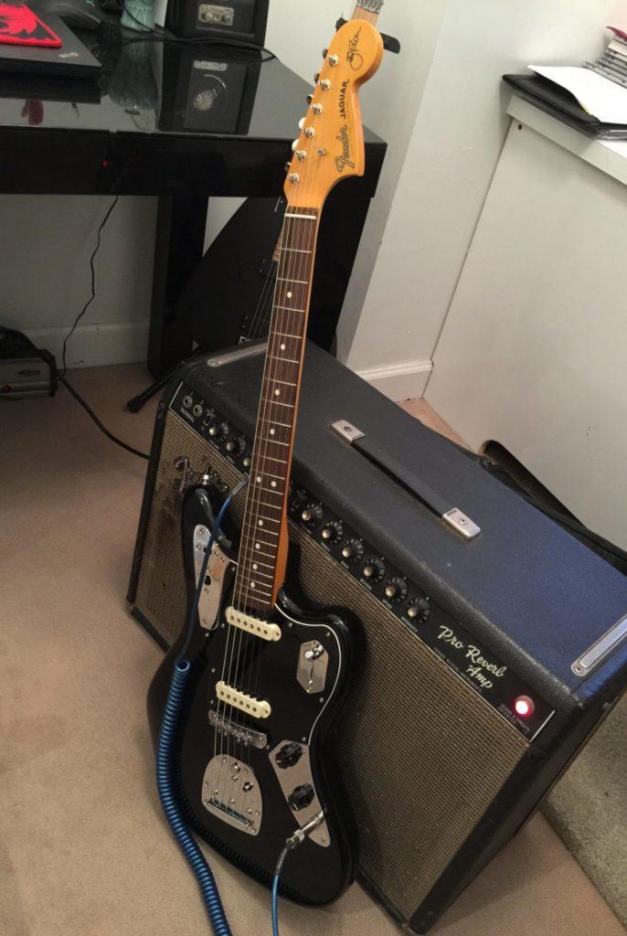 Fender Johnny Marr Signature Jaguar B