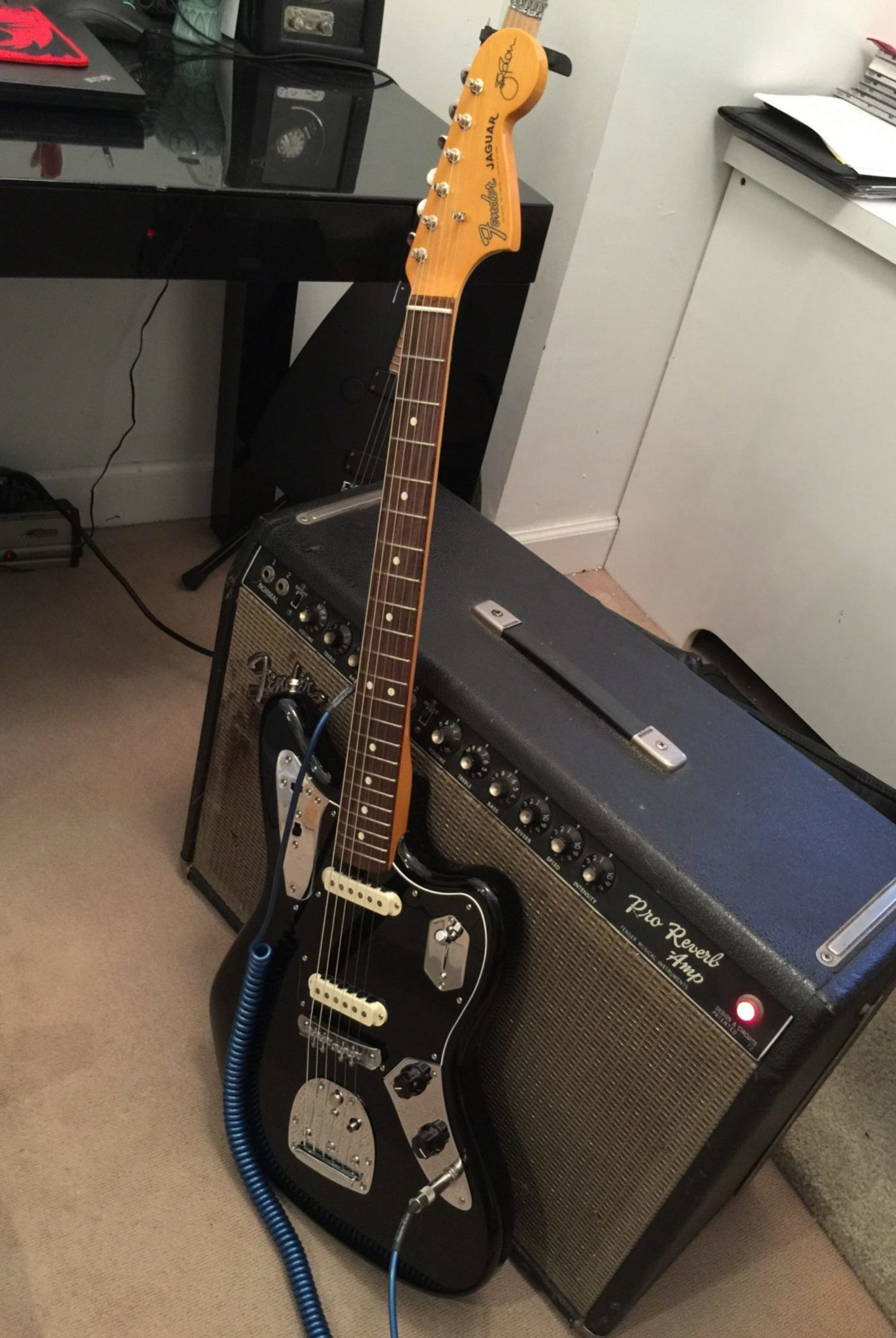 Fender Johnny Marr Signature Jaguar B