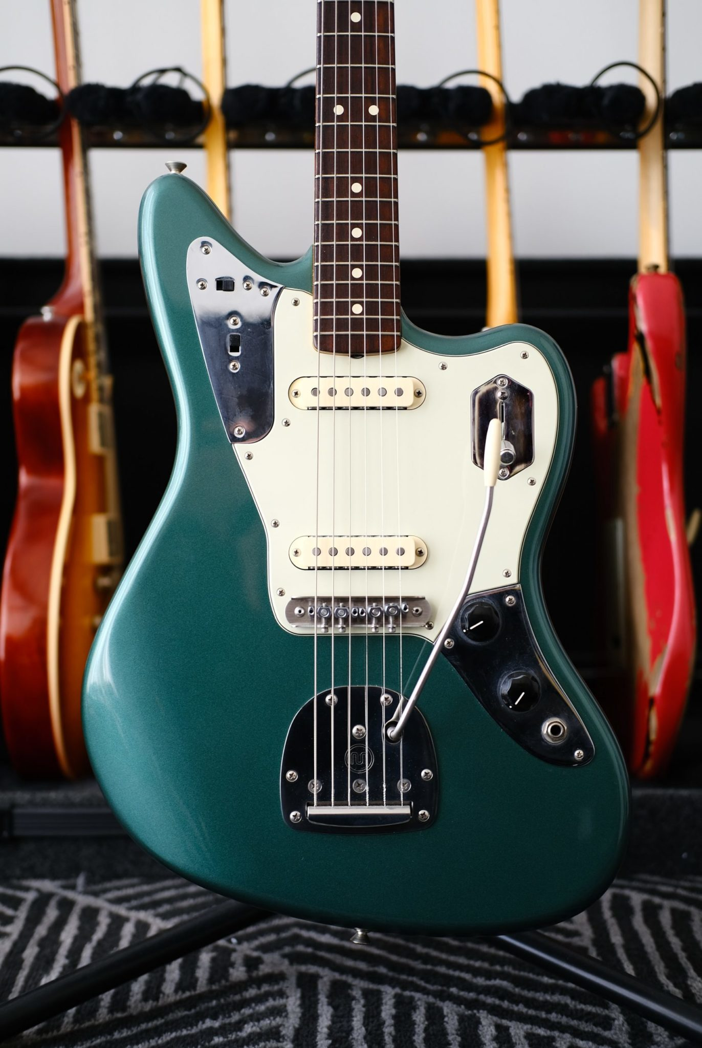 Fender Johnny Marr Signature Jaguar SG