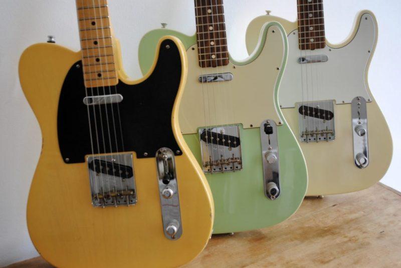 Best Fender American Vintage Telecaster?