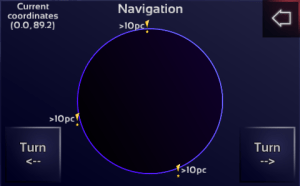 The navigation overlay (work in progress)