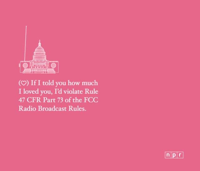 NPR Valentine | FCC