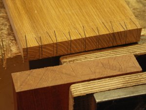 Questions Answered Dovetail Sizing Paul Sellers Blog