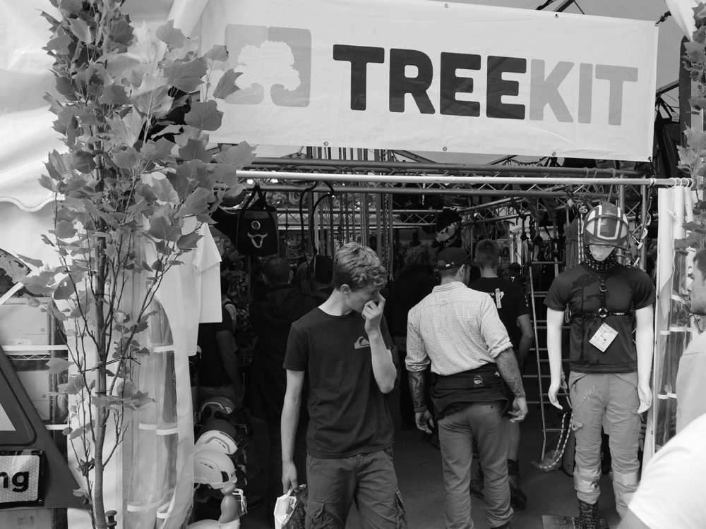 Tree kit is more like a climbing store I use to visit in Manchester when I was a rock climber.