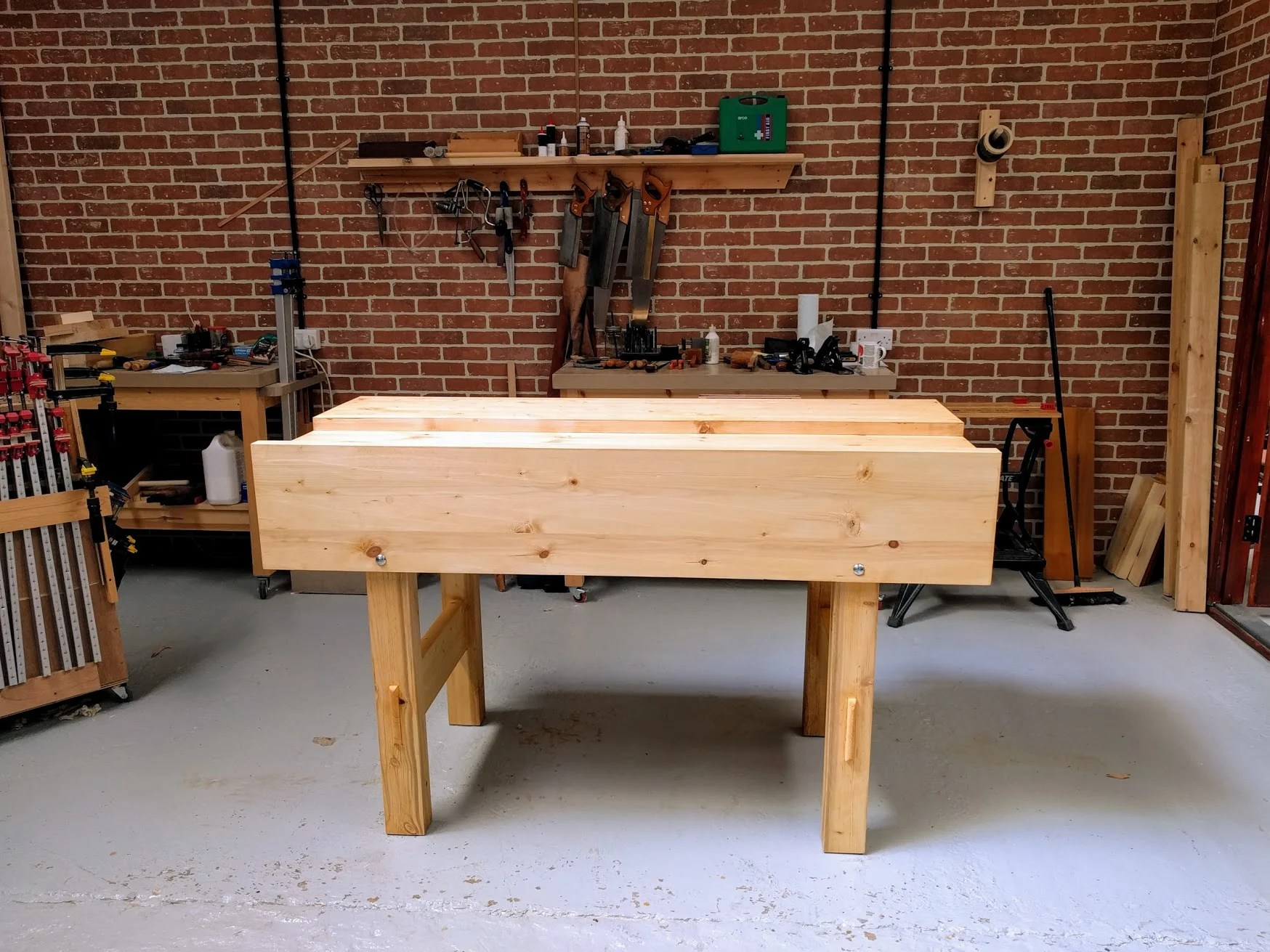 designed teaching for new woodworkers - paul sellers' blog