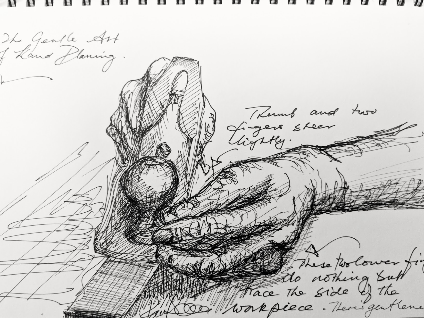 Seeing the Art in Hand Planing—Part II
