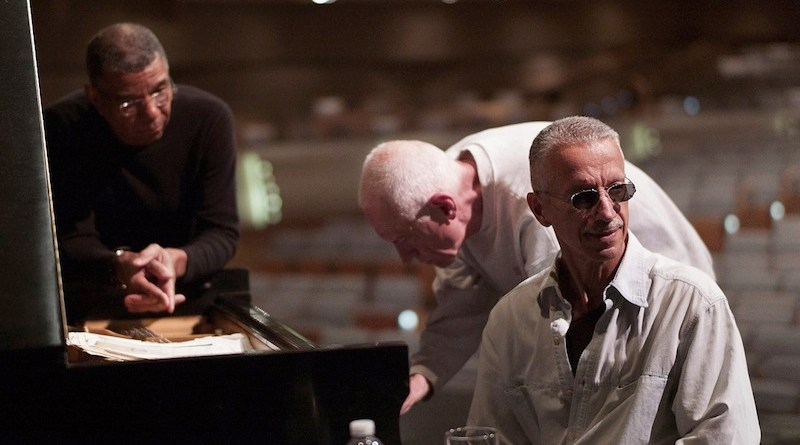 Keith Jarrett, Gary Peacock, and Jack DeJohnette